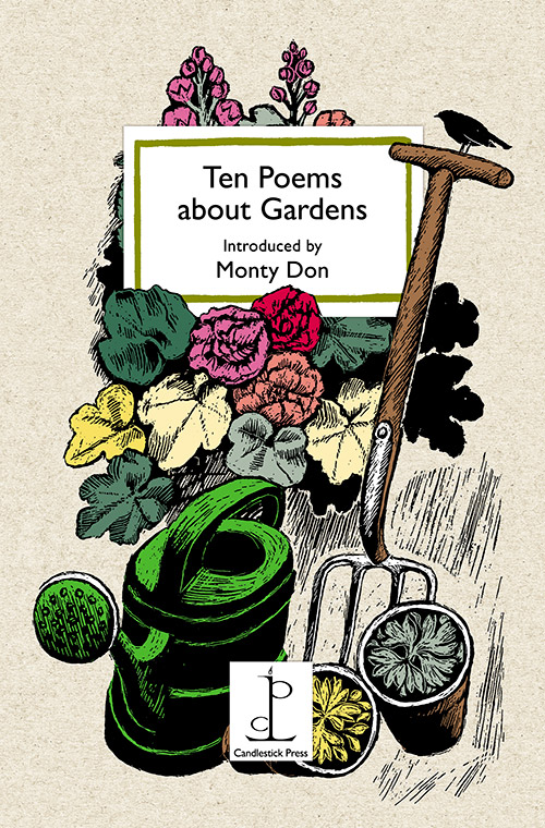 Ten Poems About Gardens Candlestick Press Poetry Pamphlets