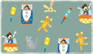 Sweet dreams for the children in our lives (and rather handy stocking fillers too!)